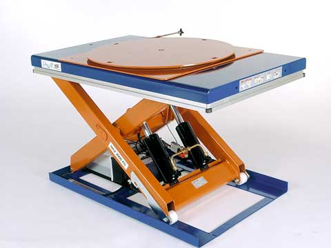 Edmolift scissor lift table
