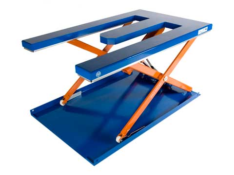 Edmolift low profile scissor lift tables